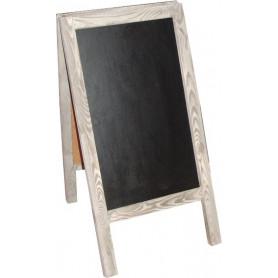 Tableau noir de présentation