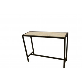Console rectangle L. 119 x l.39 x H. 90 cm