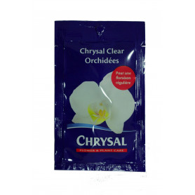 Chrysal clear Orchidées 100 sachets