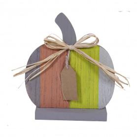 Pomme multicolore