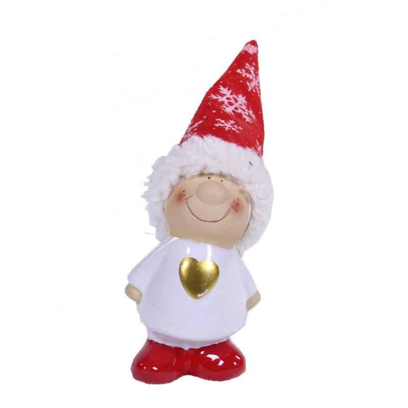 Petit lutin bonnet de Noël grand modèle