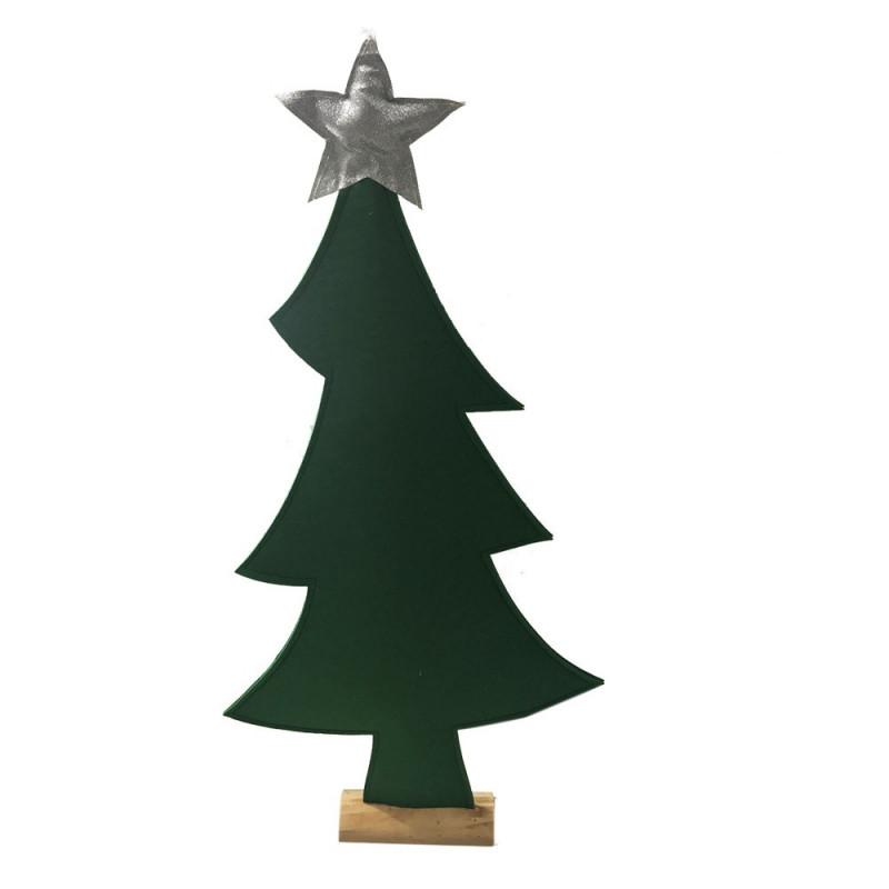 Sapin De Noël Feutrine étoile