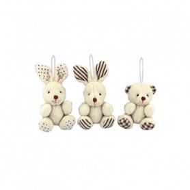 Lapins & oursons assortis