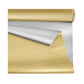 Papier opaline métal argent