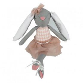 Peluche lapin ou licorne danseuse