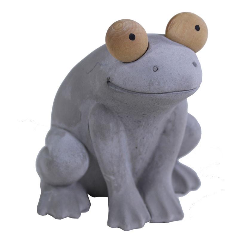 Grenouille déco  en céramique