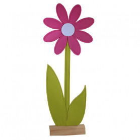 Fleur feutrine Groota - Grossiste fleuriste