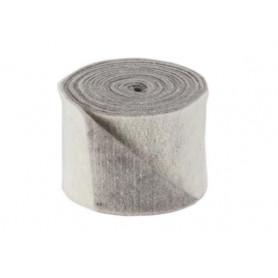 Rouleau laine bicolore Harvey