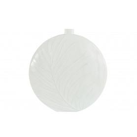 Vase circulaire en résine géant Mola - décoration florale