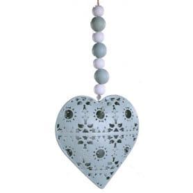 Cœur à suspendre Lou - Grossiste décoration
