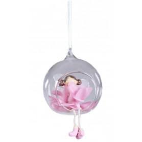 Figurine fillette Klara - Fournisseur fleuriste