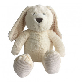Lapin en peluche tout doux Pipolin - grossiste en décoration
