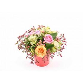 Pot de fleurs en zinc Sorbet