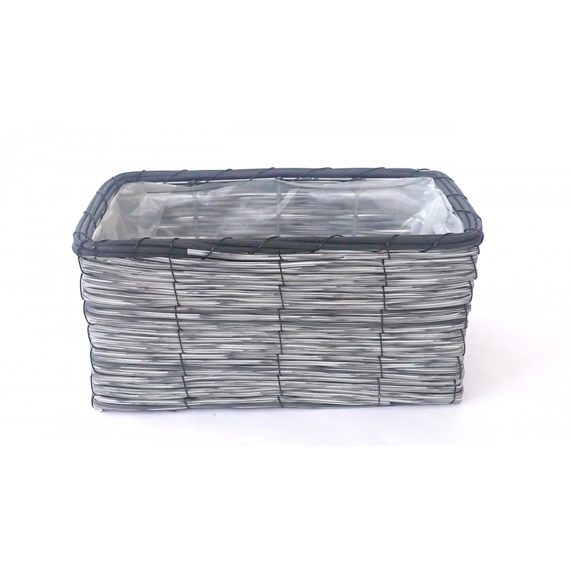 Coupe rectangle plastique 2 phalaeno Alba
