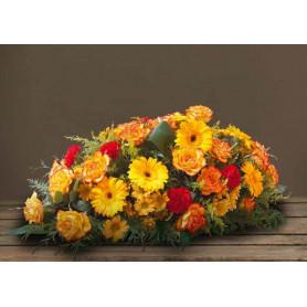 Raquette hydro 40cm mousse florale - materiel fleuriste