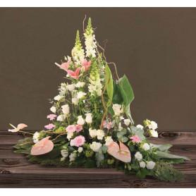 Raquette hydro 60cm mousse florale en barre - grossiste fleuriste