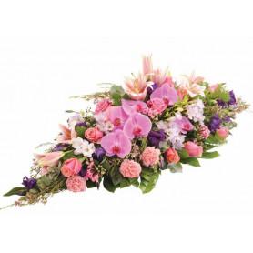 Raquette hydro 60cm mousse florale en barre - fourniture fleuriste