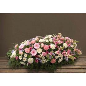 Raquette hydro 60cm mousse florale en barre - matériel pompes funèbres
