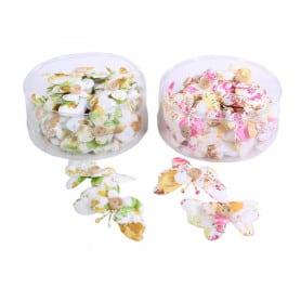 Boîtes Tini de papillons colorés - Grossiste fleuriste