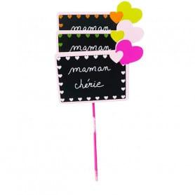 Ardoises maman chérie - Grossiste décoration