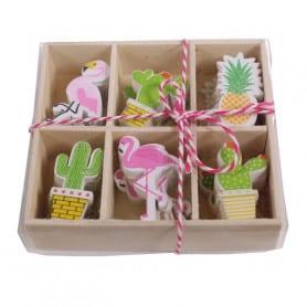 Boîte éléments summer Dido - Grossiste décoration