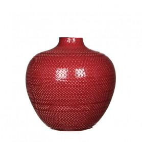 Vase ethnique en céramique Buzoli - Matériel fleuriste