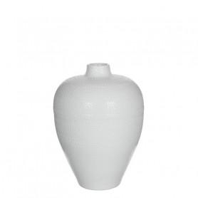 Bouteille céramique ethnique Zoulae - Matériel fleuriste