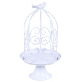 Cage à oiseau en métal Perret
