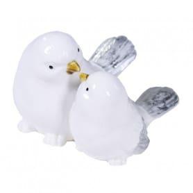 Couple d'oiseaux Kouple - Matériel fleuriste