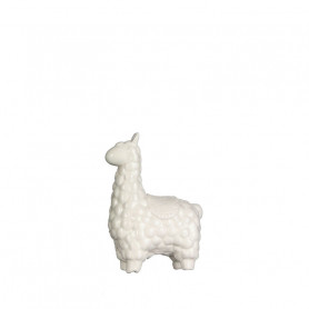 Lama en céramique Chapito - Matériel fleuriste