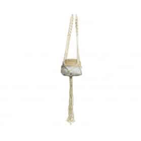 Cache-pot suspension Medyna - Matériel fleuriste