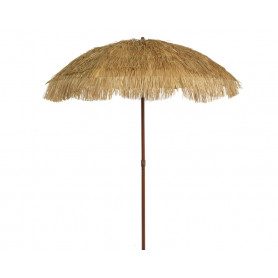 Parasol raphia Amarylu - Matériel fleuriste