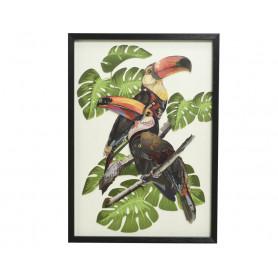 Tableau toucan Cerisy - Matériel fleuriste