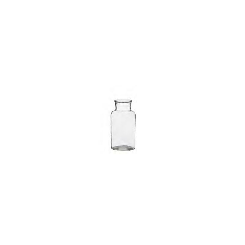Vase bouteille en verre Diane - grossiste fleuriste
