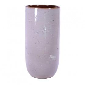 Vase en argile émaillée Nathal - grossiste fleuriste