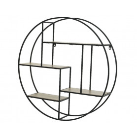 Etagère ronde design Metlka - Grossiste fleuriste