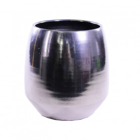 Cache-pot céramique Argentaé
