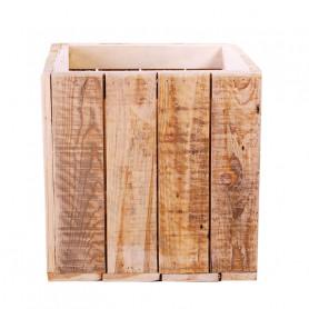 Un set de boîtes en bois Rubéus - Grossiste fleuriste