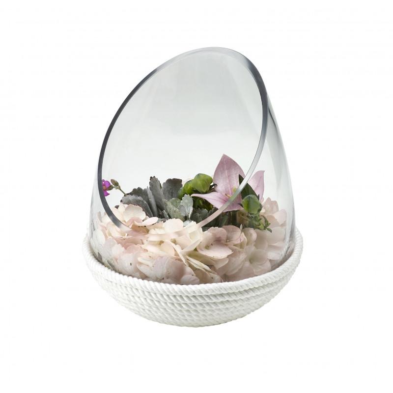 Vase en verre Cordaë - Grossiste vase verre