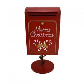 Boîte aux lettres Poleno - Décoration florale