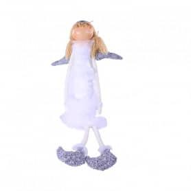Grande figurine ange assise Lydie- Matériel pour fleuriste