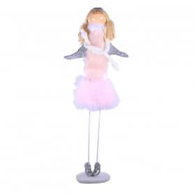 Grande figurine ange debout Lydou - Grossiste décoration florale