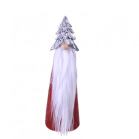Grand Père Noël à poser Henry - Grossiste décoration florale