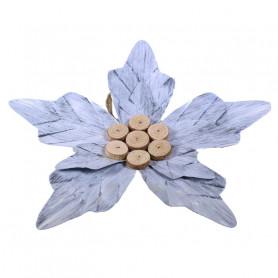 Fleurs en métal à suspendre Monaé - Grossiste matériel fleuriste