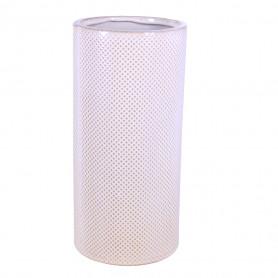 Vase en céramique micromotif Losangy - Grossiste fleuriste
