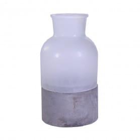 Photophore en verre Bimatira - Accessoires pour fleuriste