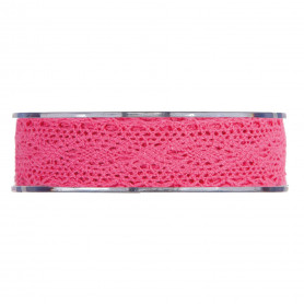 Ruban dentelle crochet Damia - Grossiste fleuriste