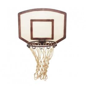 Panier de basket Old School - Grossiste déco noel