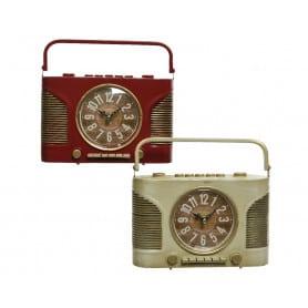 Radio horloge Vintegy - Grossiste noel