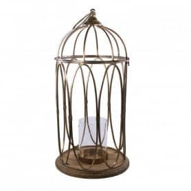 Cage à photophore Leberto - Grossiste fleuriste